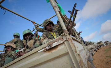Somalie - L'ONU réduit de 1000 hommes l'effectif de l'Amisom