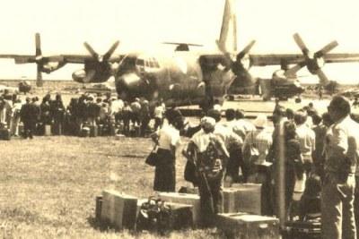 Bataille de Kolwezi - RDC 1978