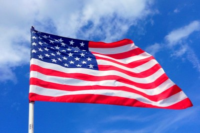 U.S. flag (file photo).