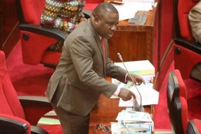 Chadema's Mbeya Urban MP Joseph 'Sagu' Mbilinyi.