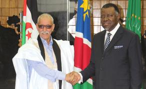 Intervene in Western Sahara Conflict, President Geingob Urges