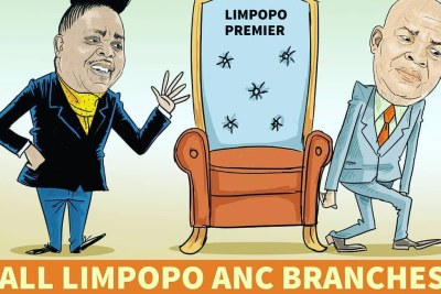 Penny Penny keen to be Limpopo premier.