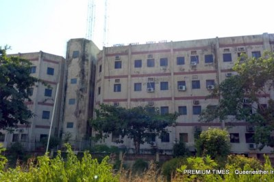 What The Heck Is Happening at Nigeria's National Library?