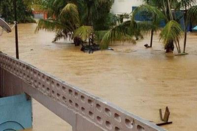 La pluie qui s'est abattue sur la ville d'Abidjan, a occasionné d'énormes dégâts matériels et des pertes en vie humaine.