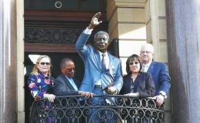 Remembering Nelson Mandela's Walk to Freedom 29 Years Ago