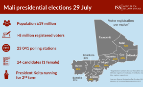 Ready, Get Set, Go for Malian Presidential Hopefuls on July 29