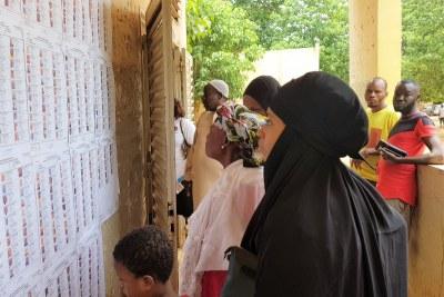 Présidentielle 2018 au Mali