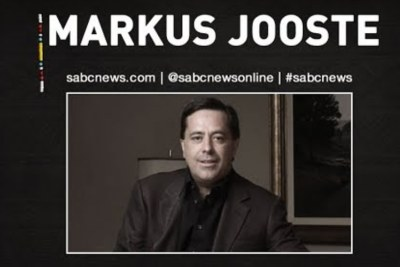 Former Steinhoff CEO, Markus Jooste