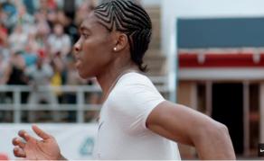 Caster Semenya May Run in Men's Races - World Athletics Body