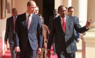 Kenyans Prepare For Prince William's Visit
