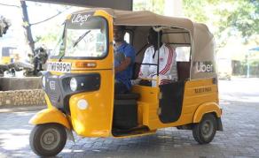 Need to Uber? Mombasa Has a Tuk-Tuk for That
