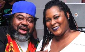 Late Nigerian Reggae Singer Ras Kimono's Wife Dies