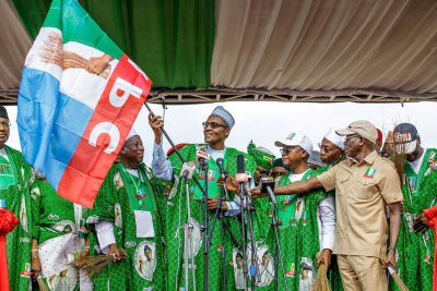 Buhari Under Fire Over Independence Day Speech
