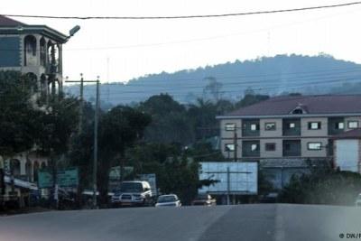 Buea est la capitale de la région anglophone du sud-ouest