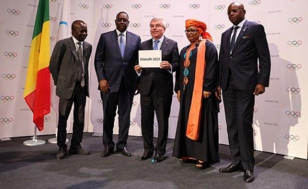 Le Sénégal organisera les Jeux Olympiques de la jeunesse 2022 dans Athletisme 00491737:4a47de1126018218c5a6fd16b933705b:arc614x376:w614:us1
