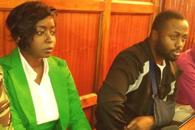 Television journalist Jacque Maribe and her fiancé Joseph Irungu have denied last month's murder of businesswoman Monica Kimani.