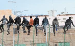 Intervention musclée de l'armée marocaine contre des migrants
