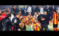 L'Espérance Tunis remporte sa troisième Ligue des champions