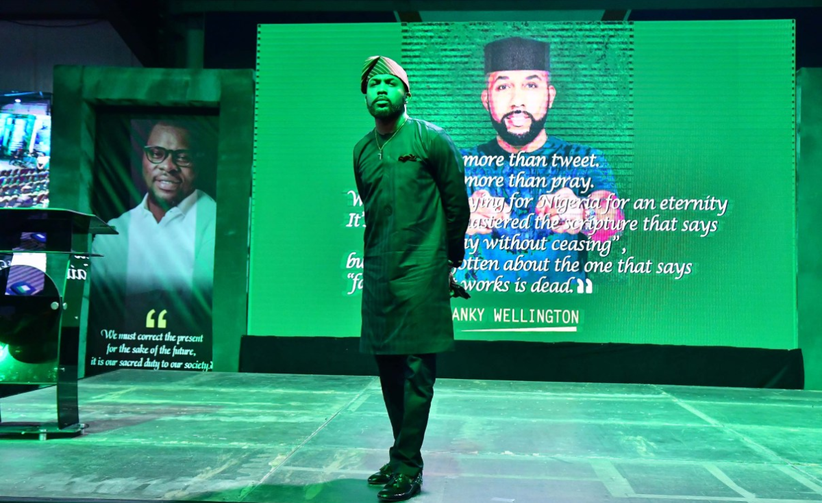 Nigeria: Election - Banky W Writes Supporters After Losing to APC