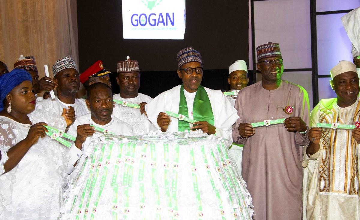 Buhari's Wristband Campaign to Help Keep Nigeria United?