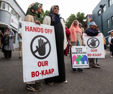 Bo Kaap Residents Take On Developers and Gentrification