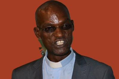 Reverend Maxwell Kapachawo, leader of he Abandoned Grace Ministries, was one of the first local religious leaders to publicly disclose their HIV+ status.