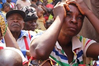 Des familles camerounaises ont trouvé refuge à Utanga, Obanliku, au Nigéria, après avoir fui l'insécurité dans les régions anglophones du Cameroun. (archive)