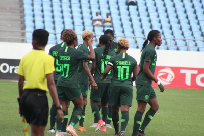 Super Falcons of Nigeria.