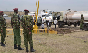 Kenya Counting the Cost of Oil Leaks, Spills