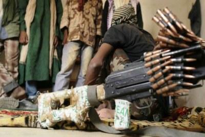 Des jihadistes maliens