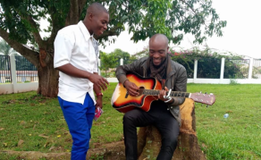 In Cameroon's Conflict-Ridden Regions, Duo Sings For Peace