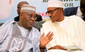 Nigeria: 2019 - Buhari, Atiku Attack Each Other Over Corruption