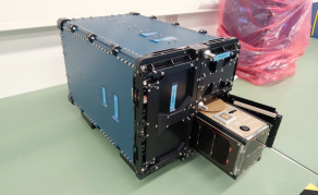 Africa's Most Advanced Nanosatellite Heads for the Stars