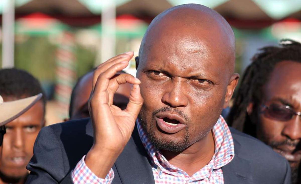 Kenya: Stubborn Moses Kuria Answers Uhuru After 'Washenzi' Remark