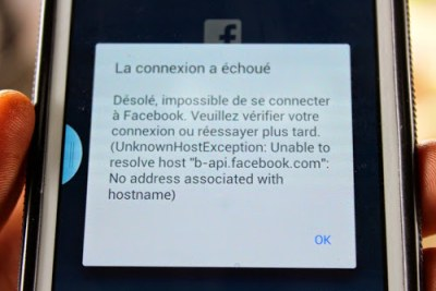 La connexion internet des téléphones portables n'est toujours pas rétablie à Kinshasa.