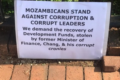 Mozambicans Against Corruption
