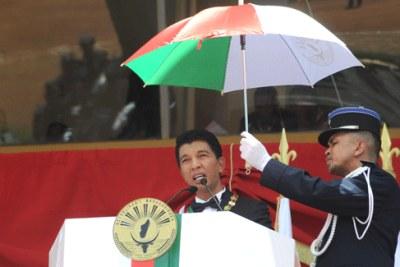 Président Andry Rajoelina