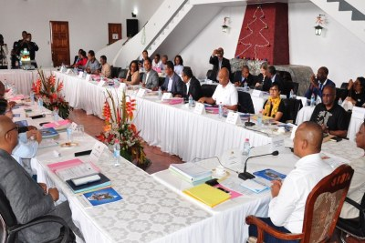 Gouvernement malgache.