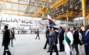 Addis Ababa's International Airport Triples in Size