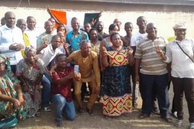 L'ancien député Emile Guiriéoulou et cadre du FPI figure parmi les personnalités qui régagnent Abidjan