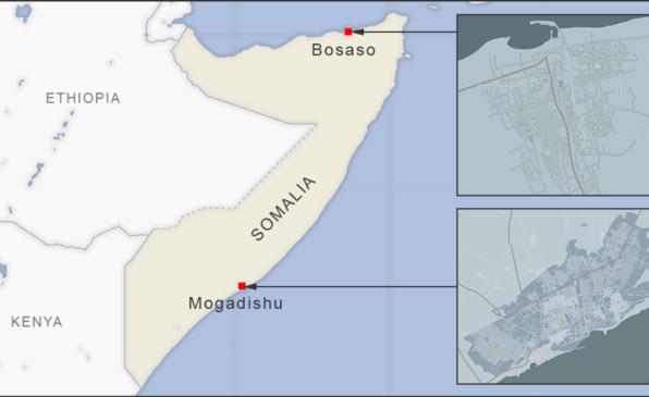 Somalia Huge Blast Heard In Somali Capital Mogadishu Allafrica Com