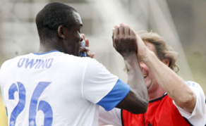 FIFA Points Finger at Kenya Soccer Star Audi for Match-Fixing