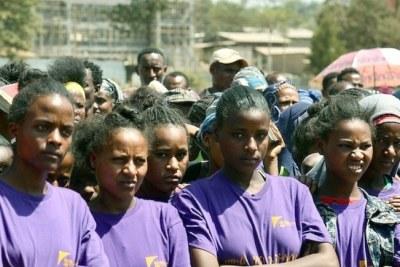 In Ethiopia,