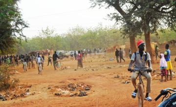 Thousands Fleeing Insecurity in Burkina Faso  - UN