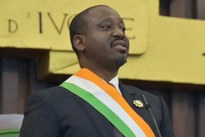 Guillaume Kigbafori Soro