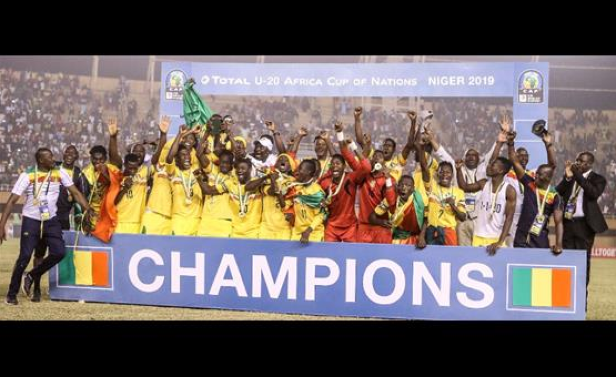 Mali: Mali Secure First U-20 Title On Penalties