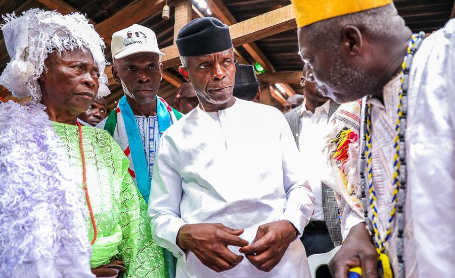Nigeria: I Have Not Resigned! - VP Osinbajo