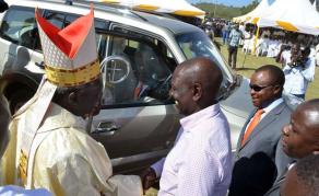 Did Pope Order Return of Ruto's Gift to Kenyan Archbishop?