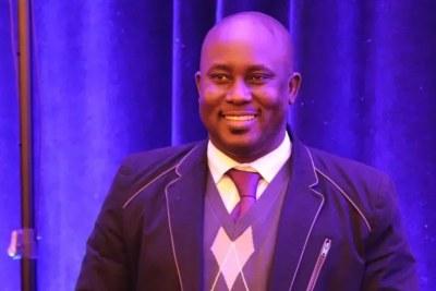 Pius Adesanmi.