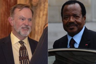 Le sous-secrétaire américain chargé des affaires africaines en visite au Cameroun où il a rencontré le président Paul Biya